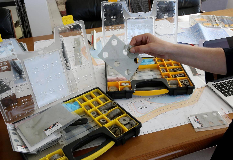Dernier bijou technologique breveté : une mousse métallique qui permet de réduire les pertes d'énergie au niveau des contacteurs électriques.