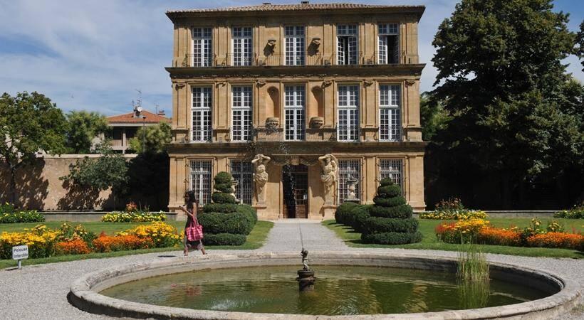 Le Pavillon de Vendôme, un écrin pour l'art contemporain.