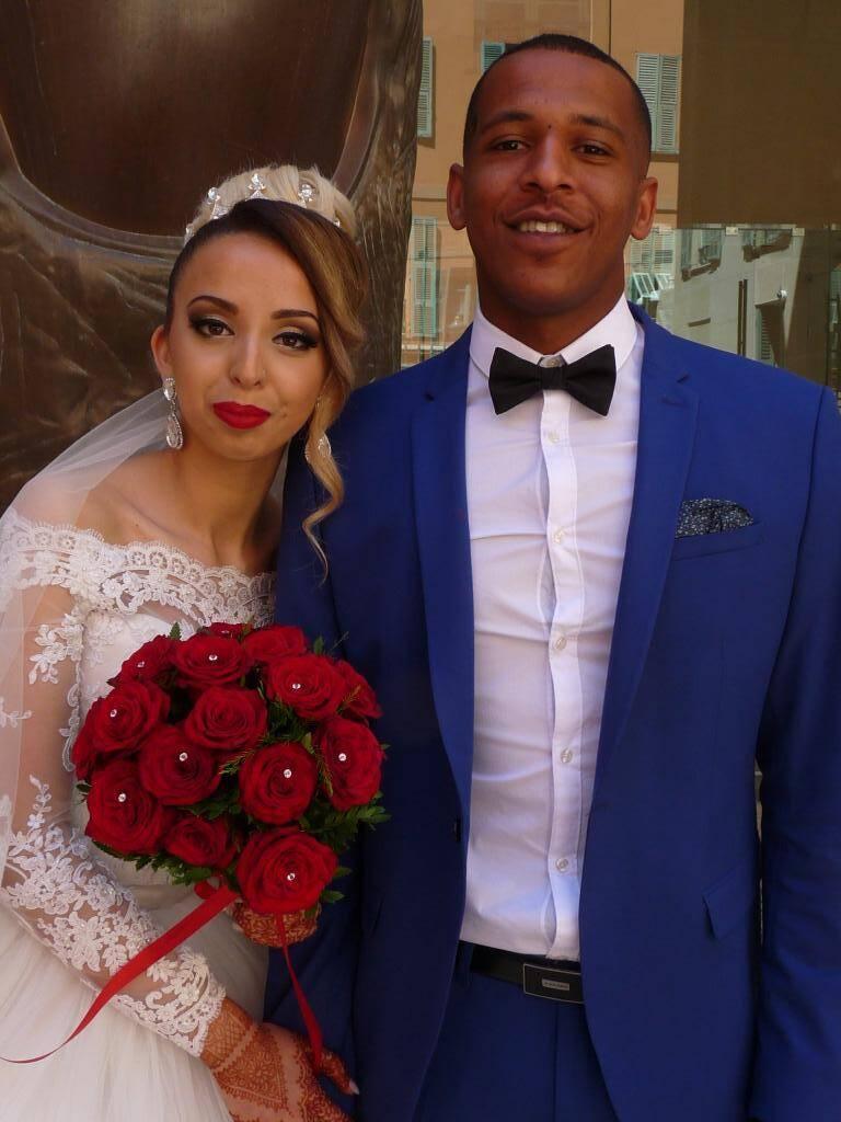 Deckra Naghmouchi et Alaaedine Sarray (n'ont pas voulu donner leur profession)