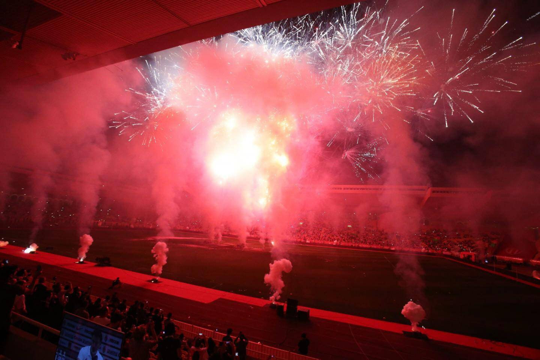 MONACO LE 17/05/2017 AS Monaco vs AS St Etienne