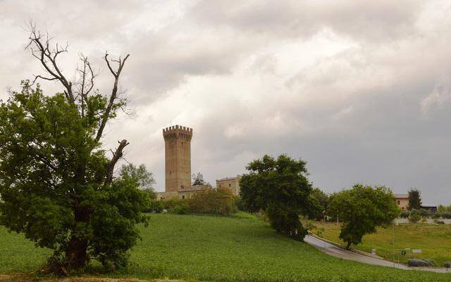 Castello di Montefiore.