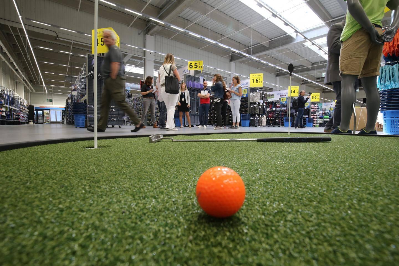 Le magasin Décathlon ouvre ses portes ce mercredi 17 mai