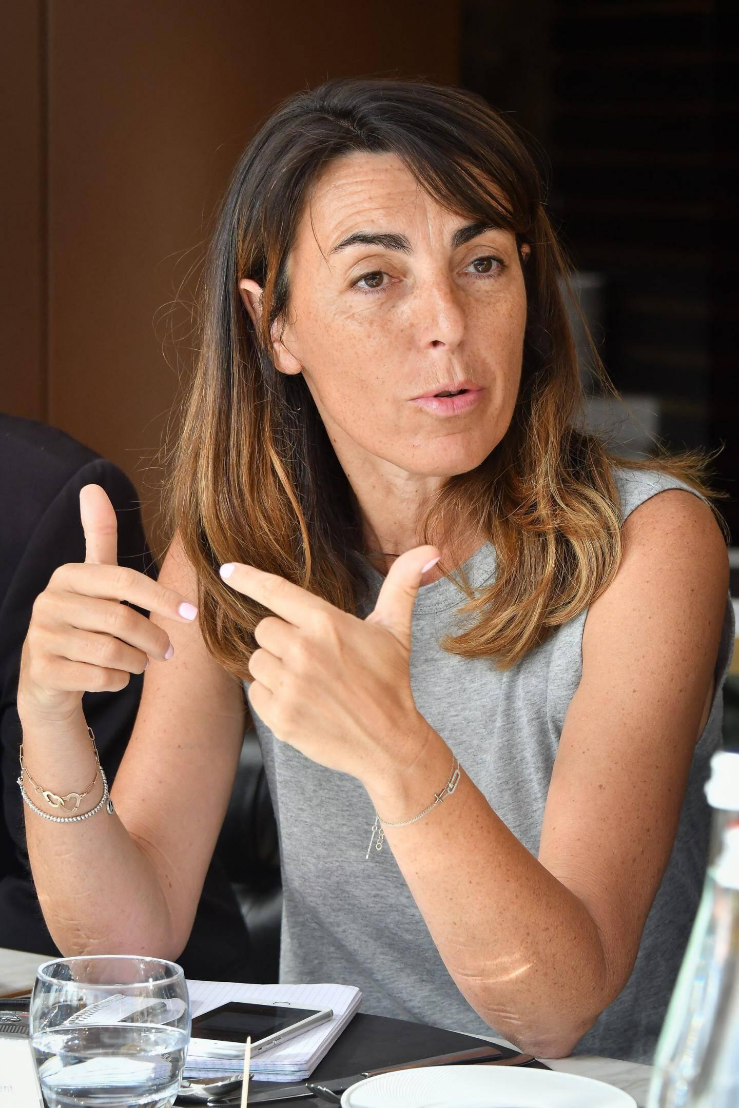 Geneviève Berti, Gouvernement Princier.