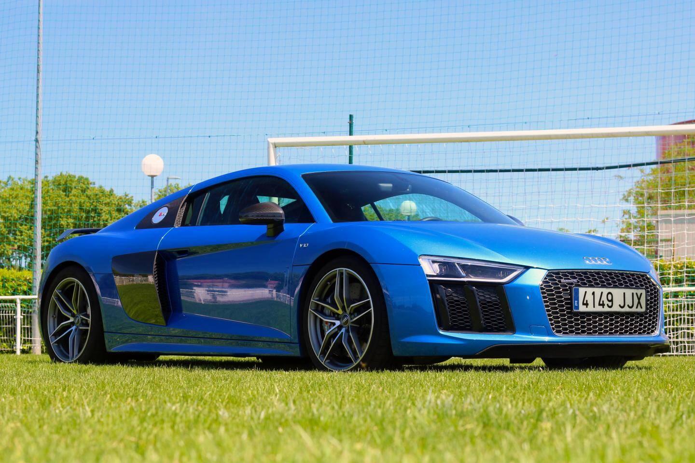 La voiture de fonction de Lionel Messi, en vente à Monaco.