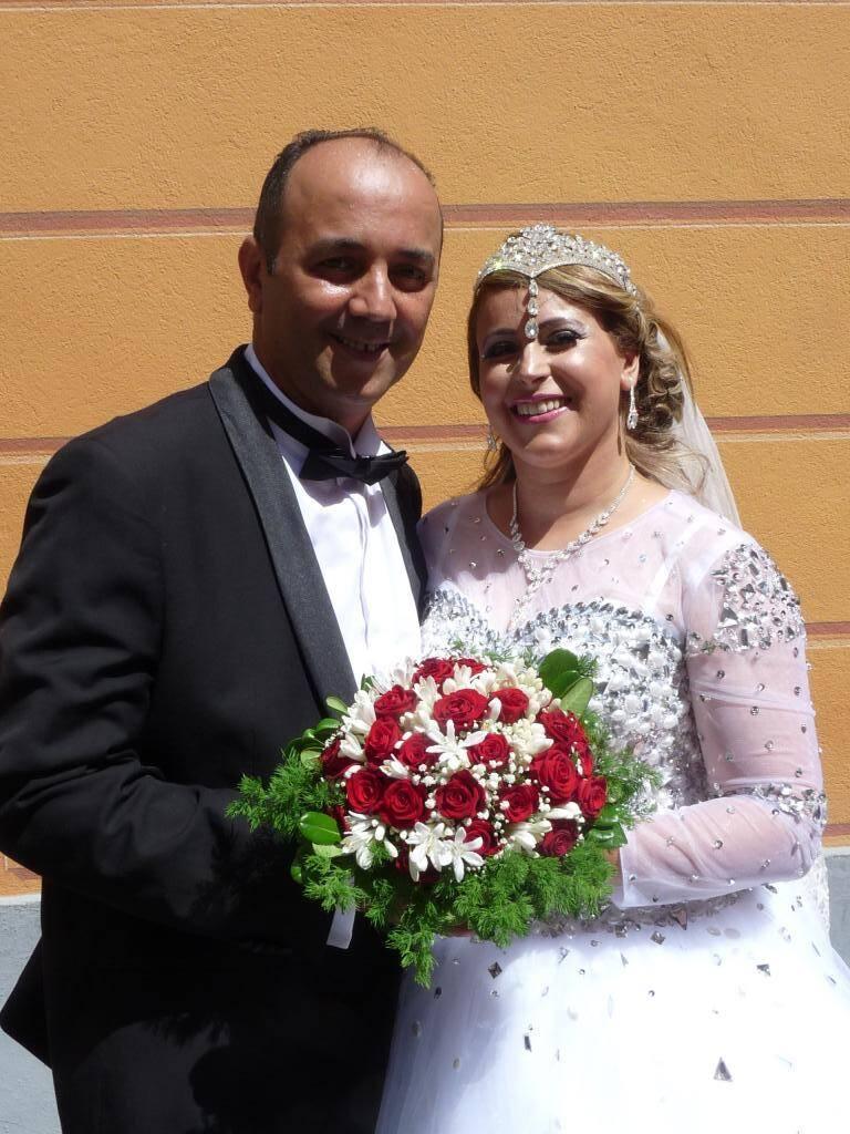 Nasser Sahour, chargé de missions, et Lwiza Barkat, écrivaine.