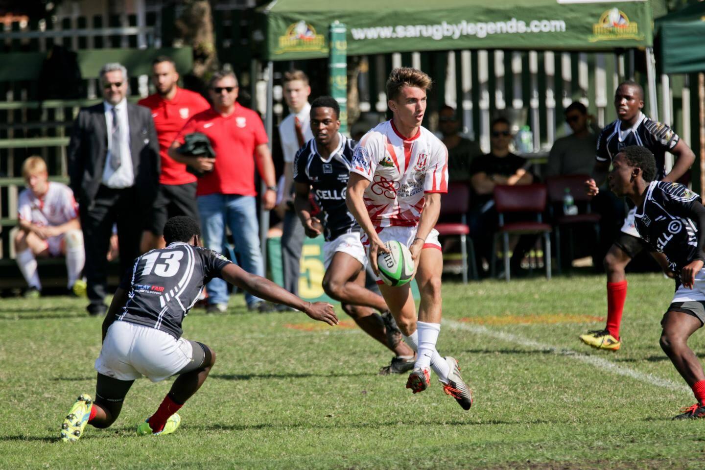 Les U16 de Monaco ont remporté un tournoi à VII en Afrique du Sud.