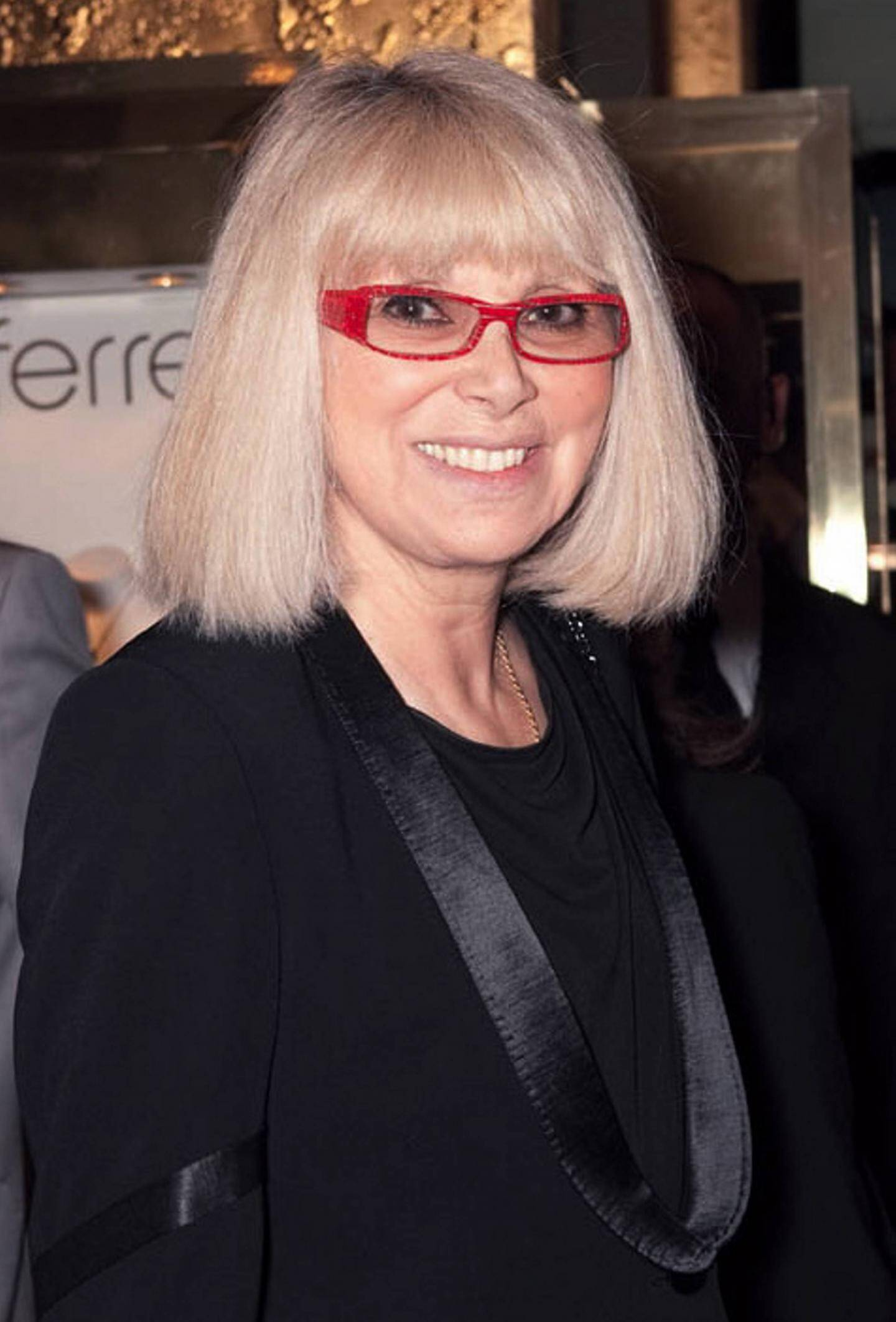 Lors de la soirée inaugurale du festival de Cannes au Majestic en 2010.
