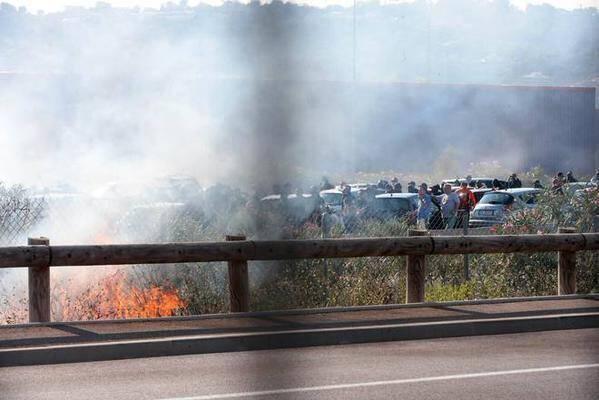Les dégâts avaient été estimés à plusieurs milliers d'euros.