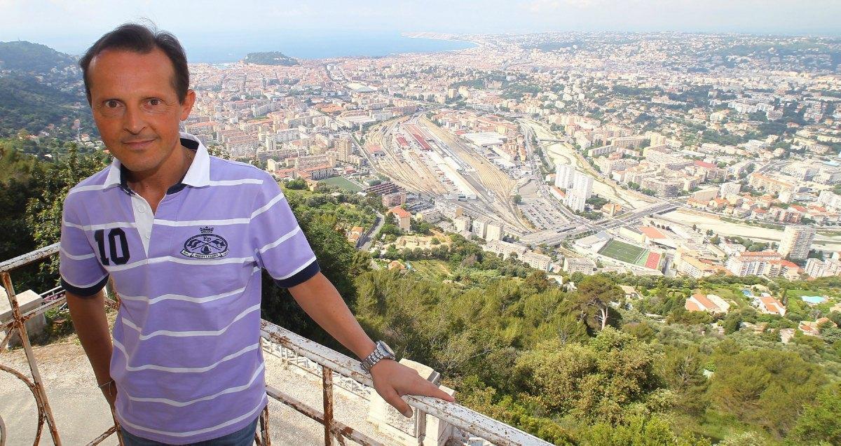 Patrick Michel, responsable du groupe planétologie de l'observatoire de Nice.