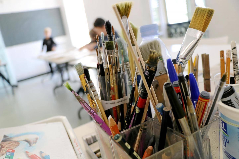 Ateliers culturels à partir de 4€ pour les enfants.