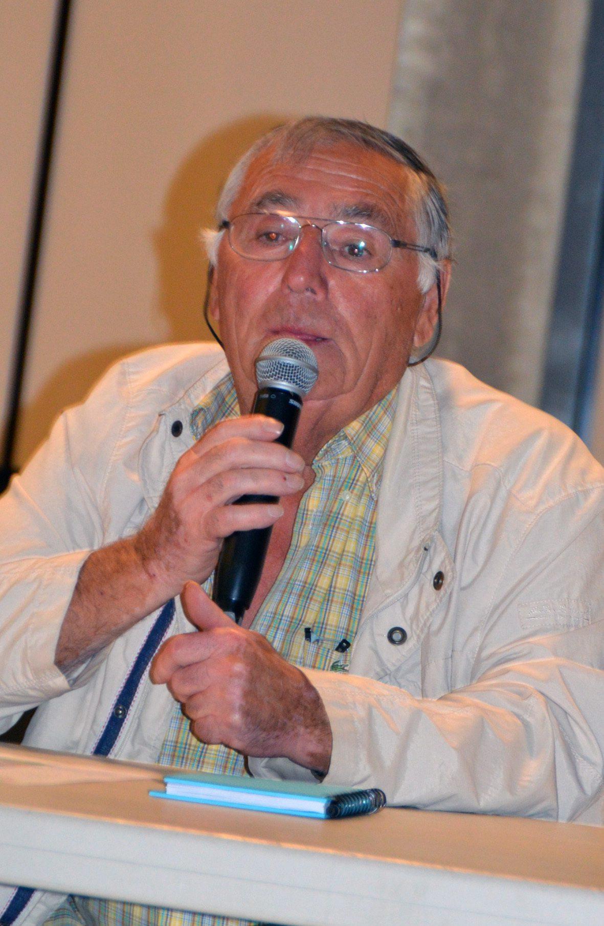 Robert Marchive, adjoint de Pégomas, est d'accord sur le principe. Il a aussi joué l'avocat du diable.