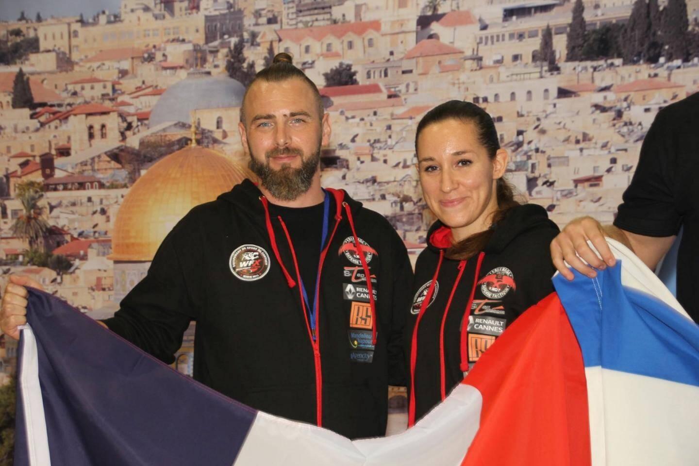 Vice-champions du monde !