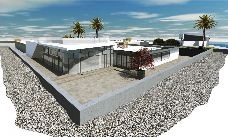 Un projet avec toit-terrasse et bar à tapas de plus d'un million d'euros.(DR)