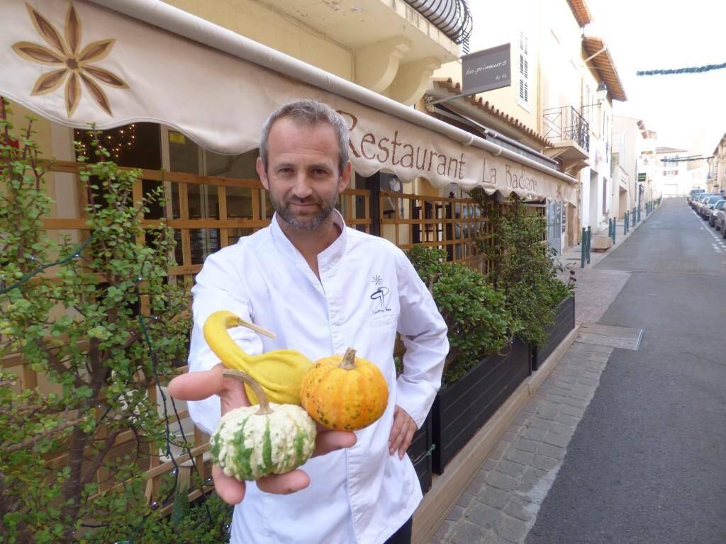 Le végétal est devenu l'identité du restaurant maximois la Badiane, du chef Geoffrey Poësson.