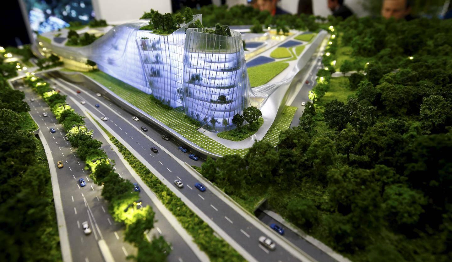 Voilà ce que devrait donner le futur centre commercial Open Sky aux Clausonnes.