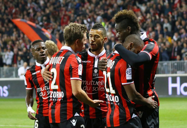 Immenses Niçois face au Paris Saint-Germain !