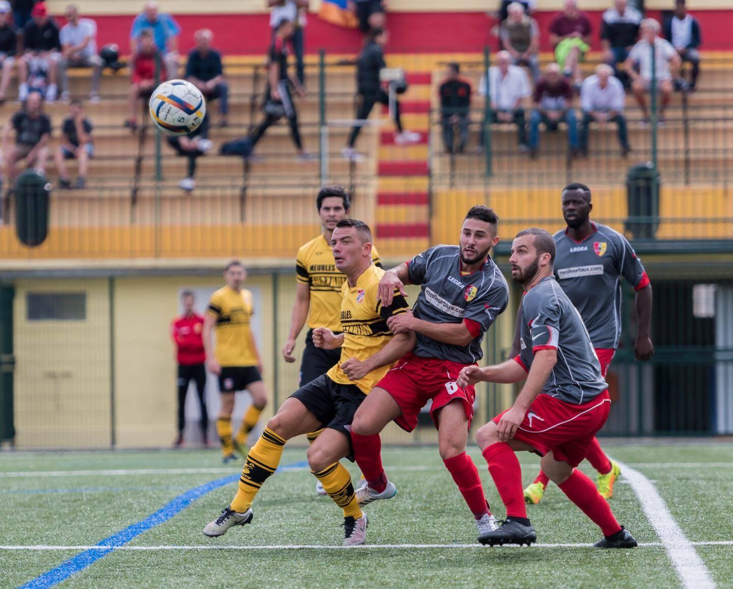 Roquebrune reprend le fil du championnat sur le terrain de La Trinité.