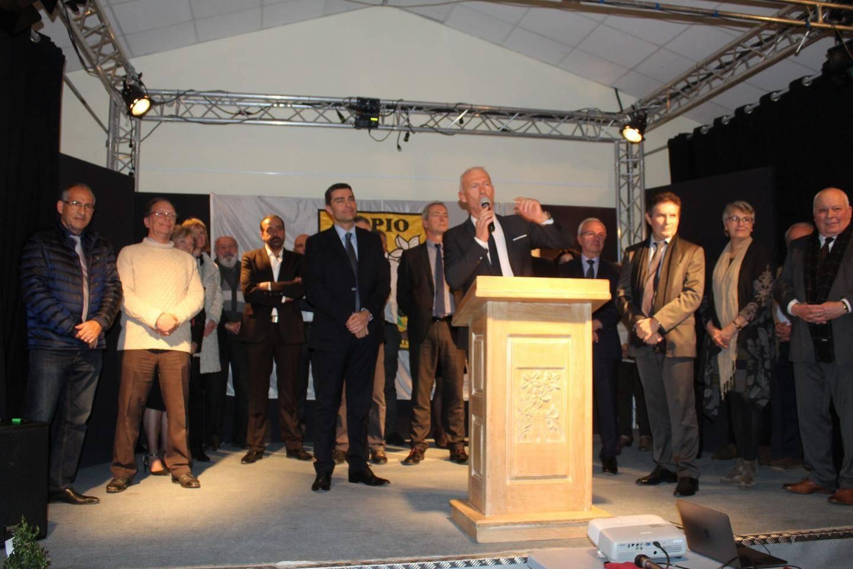 Le futur groupe scolaire et le cœur de village seront les deux grands projets structurants de la commune.