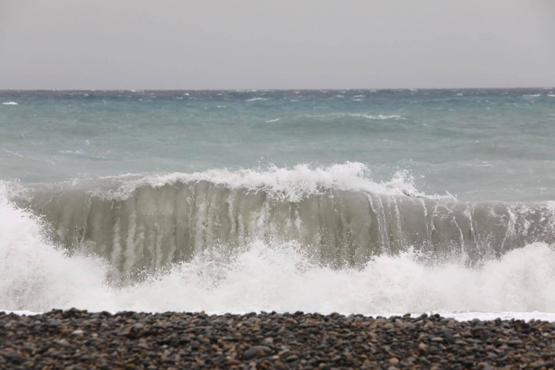 Coup de mer à la Brague