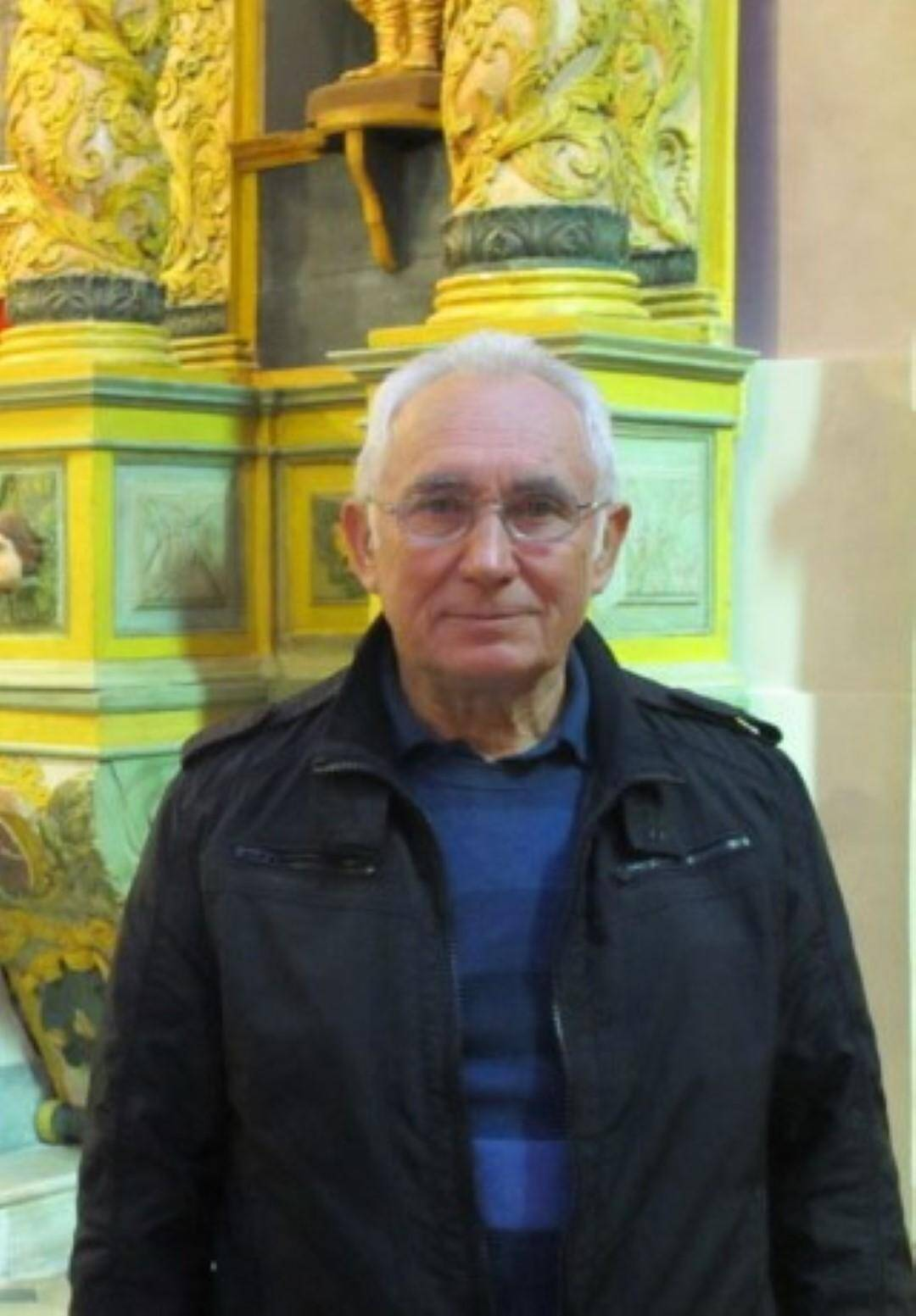 Jean-Yves Moscone, passionné et volontaire.