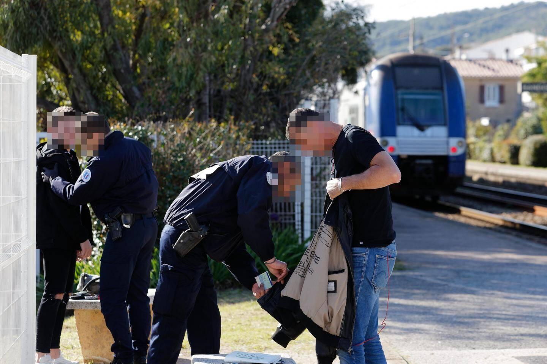 Une vingtaine de policiers et de gendarmes ont été mobilisés pour mener ces contrôles sur les trois sites ferroviaires.
