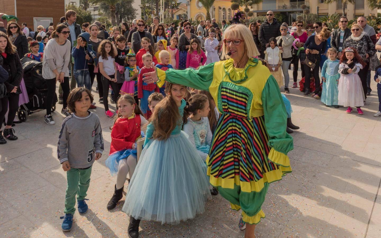 Les enfants pourront profiter de nombreuses animations gratuites. Ce Carnaval leur promet aussi bien des surprises.