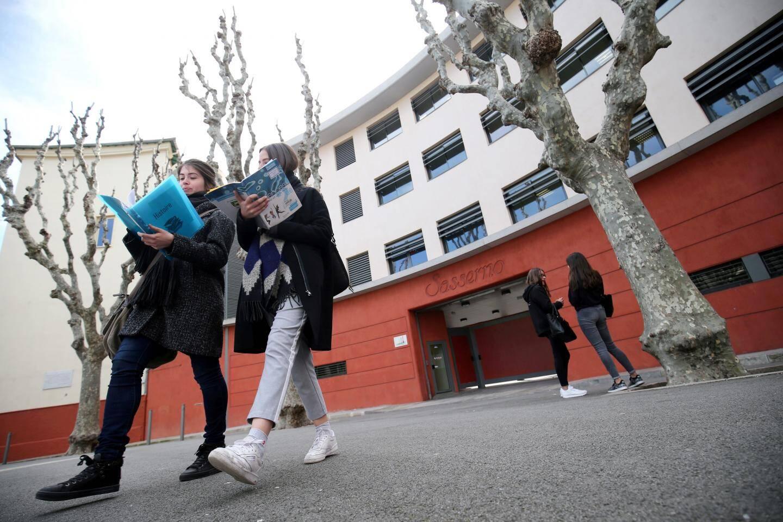 Bonne performance des Lycées de Nice au  niveau national. Lycée Sasserno performance de lycées