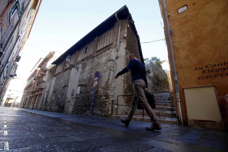 L'annulation de la révision du PMSV remet en cause le projet de résidence étudiante sur la rue de Bréa à Menton.