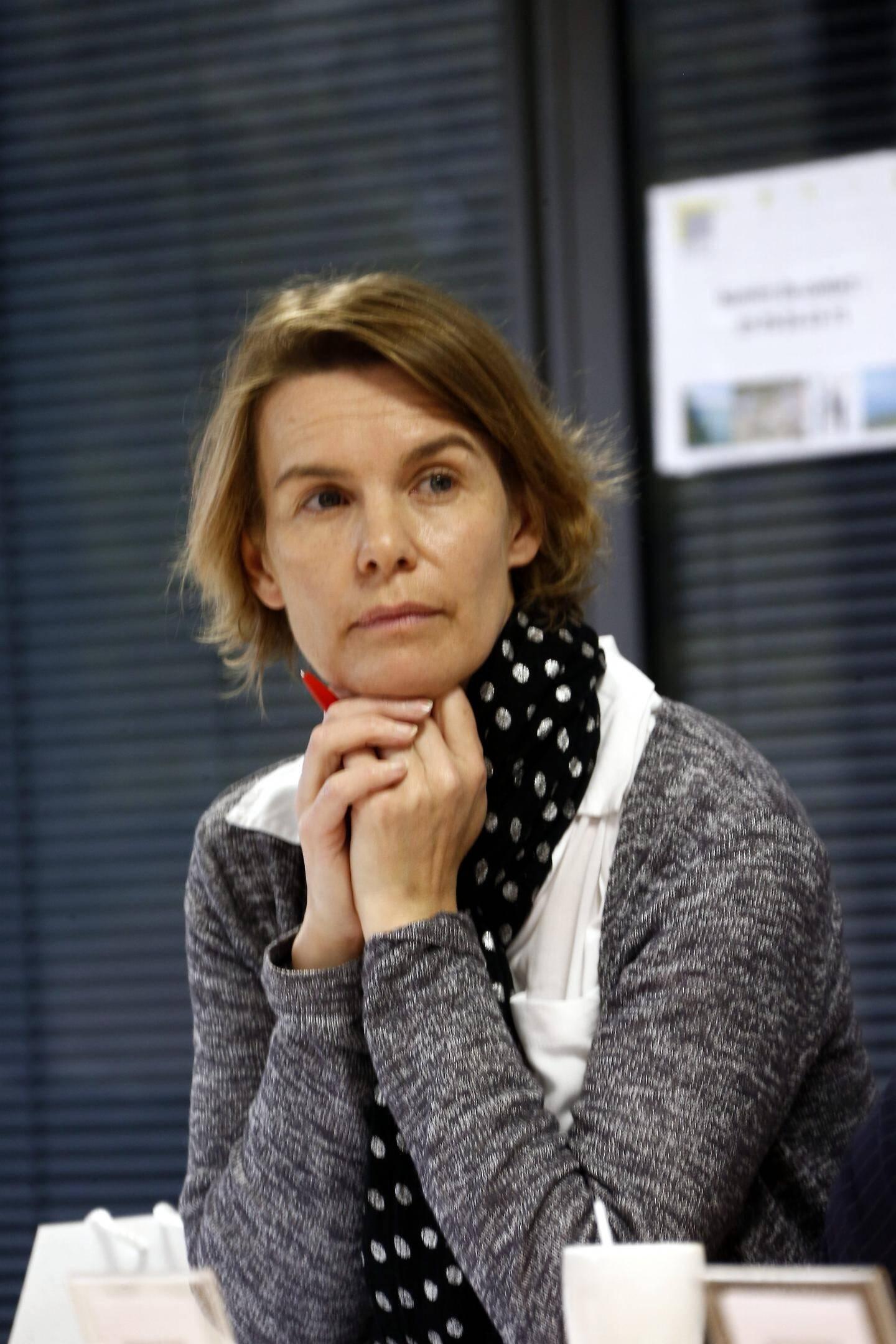 Florence Kowalski- Corbin, Caisse d'Epargne Côte d'Azur.