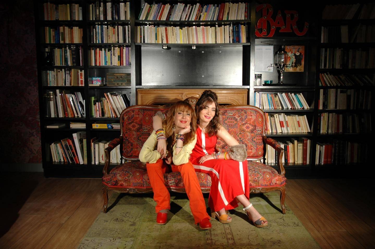 Marielle Sade et sa fille Ruth, alias les Lolies, ont organisé un casting photo mère-fille. Une expérience qu'elle voudrait renouveler avec des commerçants partenaires.