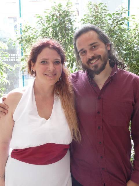 Marie Ducrot, femme au foyer, et Quentin Dewiere, ingénieur.