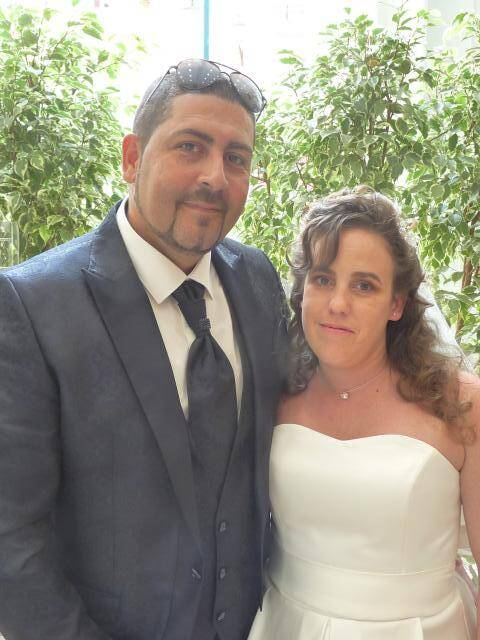 Sabri Bouhamed, gérant d'entreprise, et Pauline Pineau, assistante événementielle.