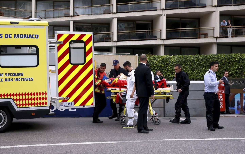 Evacuée d'urgence au CHPG, la principale victime est décédée dans la nuit des suites de ses blessures.