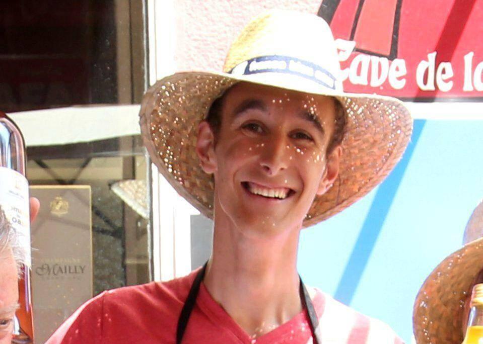 Quentin, 19 ans, est le nouveau champion du monde de farcis niçois.