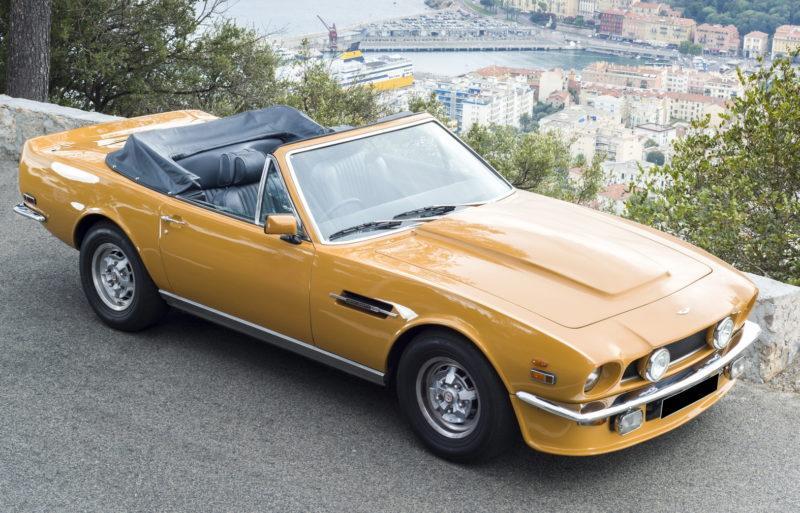 Se prendre pour James Bond, c'est possible grâce à cette Aston Martin DBS.