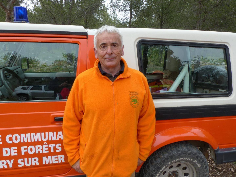 Jean-Luc Granet, adjoint en charge de l'environnement.
