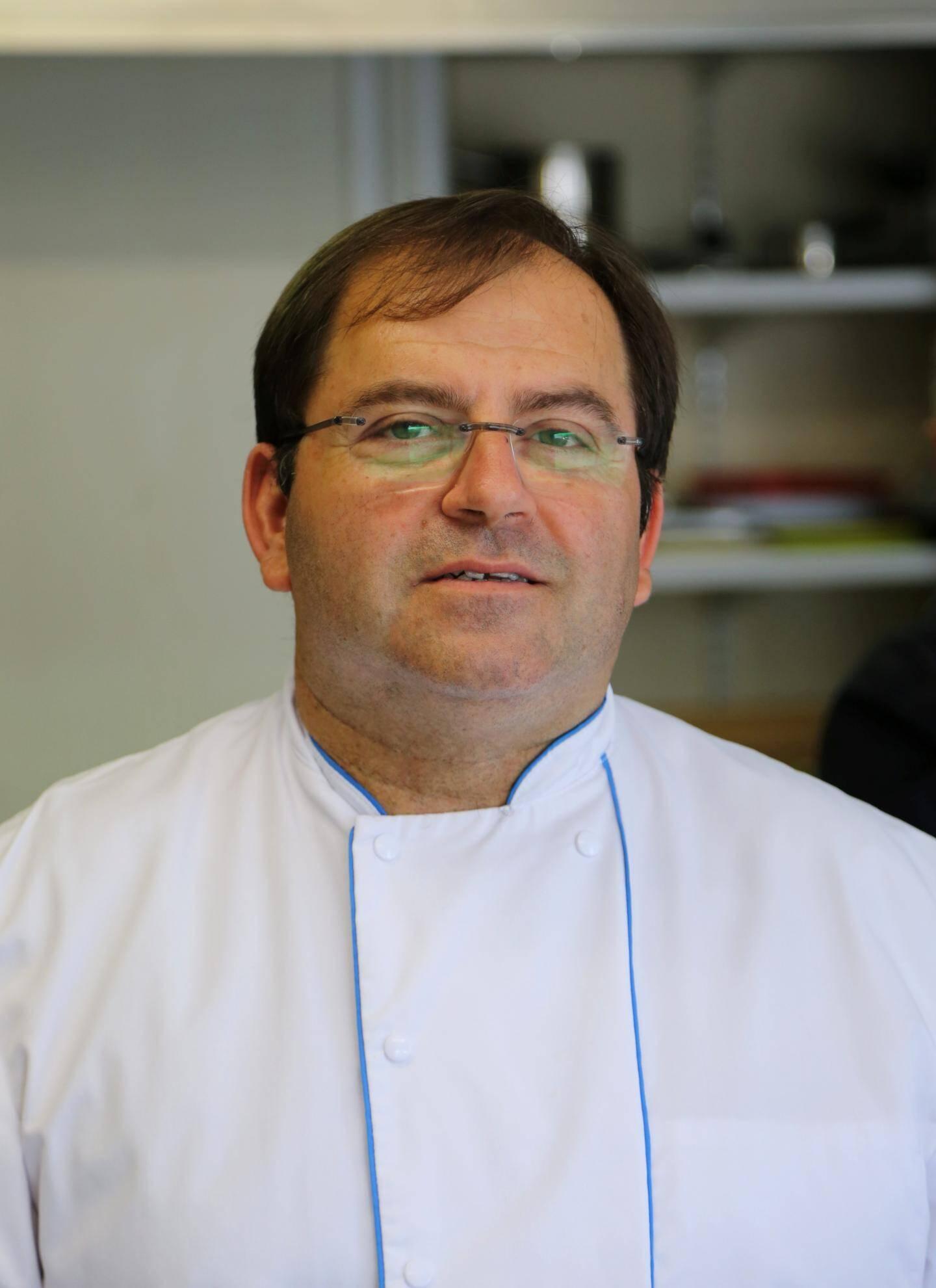 Emmanuel Chartron, de St-Tropez