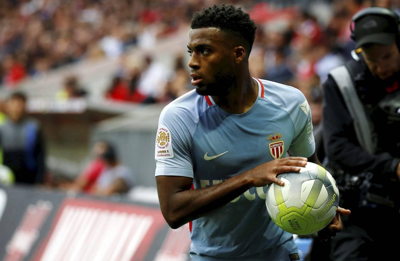 Thomas Lemar jouera sous les couleurs de l'Atletico Madrid la saison prochaine.