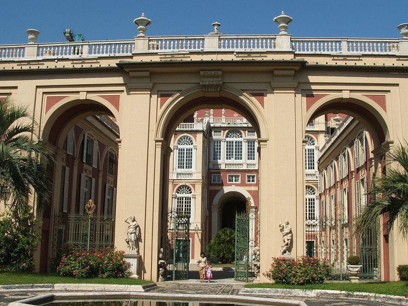 Le Palazzo Reale.