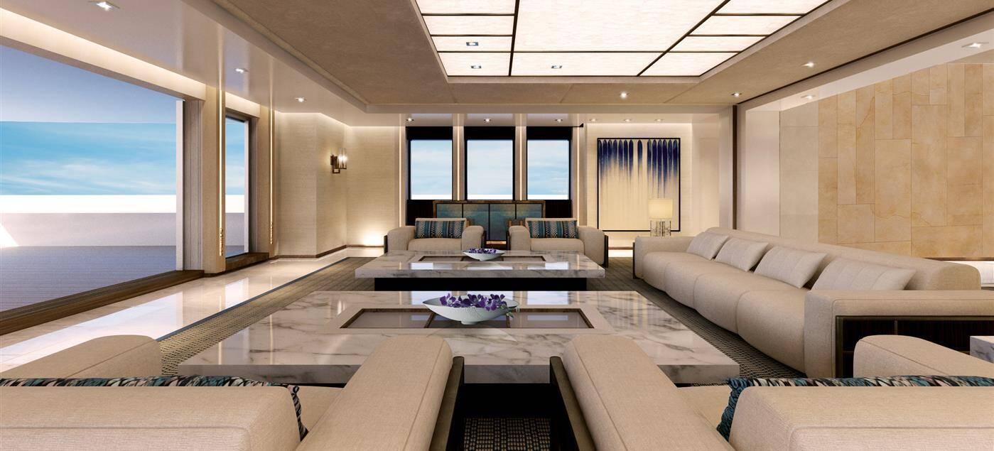 Illusion Plus, récompensé pour sa décoration, compte quatre salons et deux salles à manger. Une autre pièce lui a aussi permis de décrocher le précieux sésame