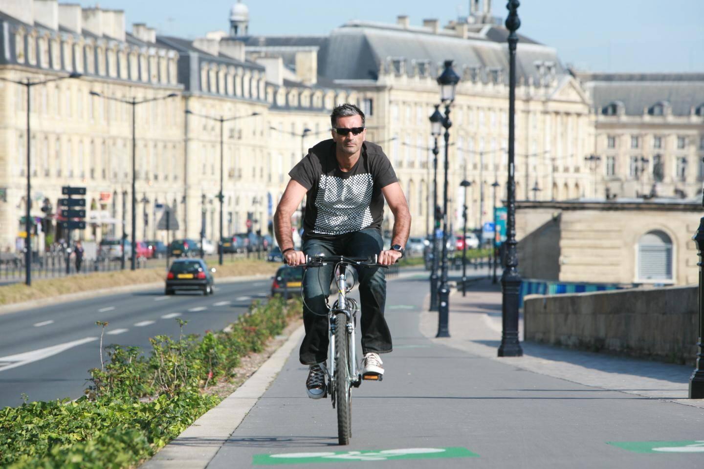 A Bordeaux, le vélo est roi.
