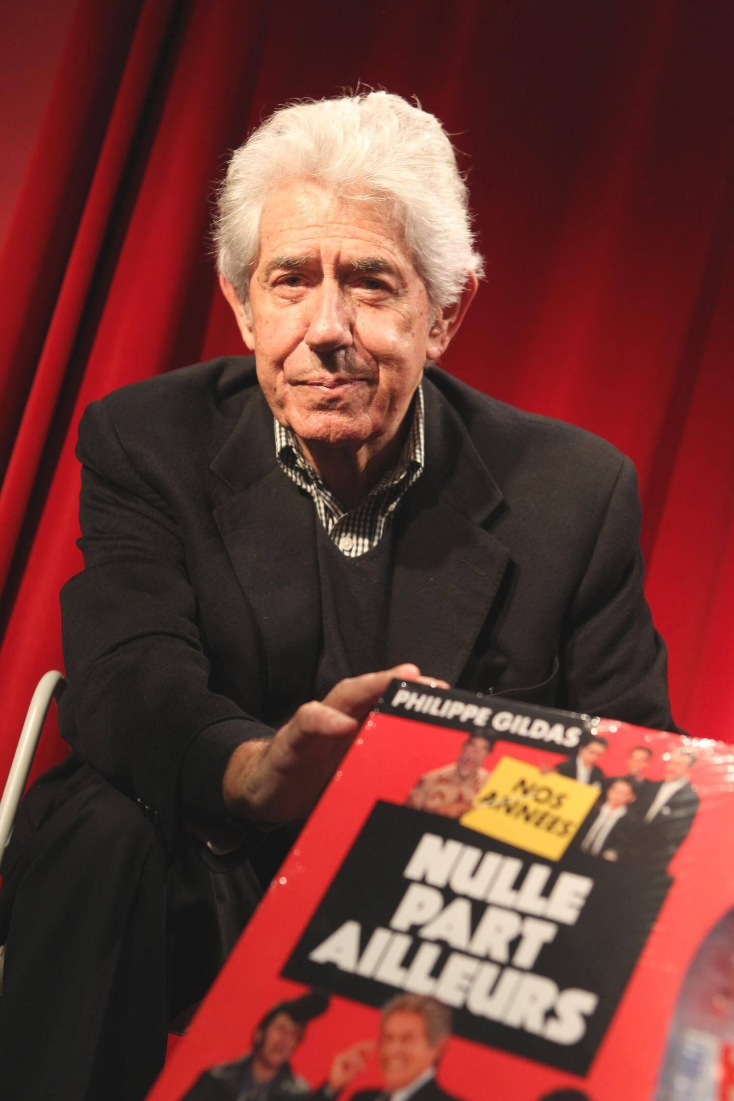 En 2014, lors de sa venue à la Fnac Nice pour la présentation de son livre  sur les années Nulle part ailleurs.