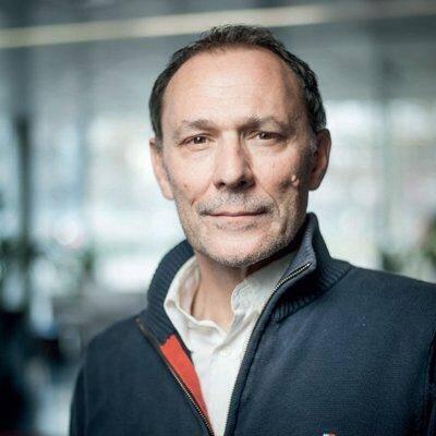 Le professeur Jacques Chiaroni.