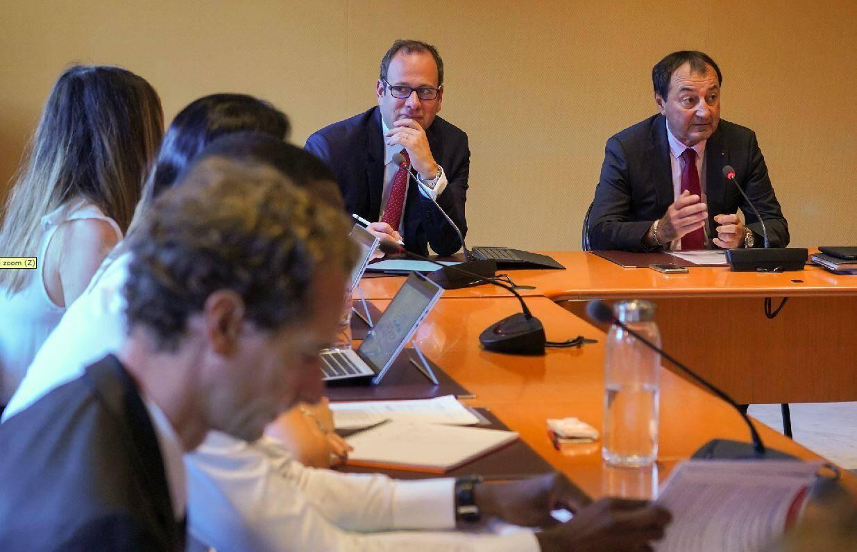 L'objectif de la réunion : dessiner un cadre adapté pour une mise en œuvre rapide dans la fonction publique.