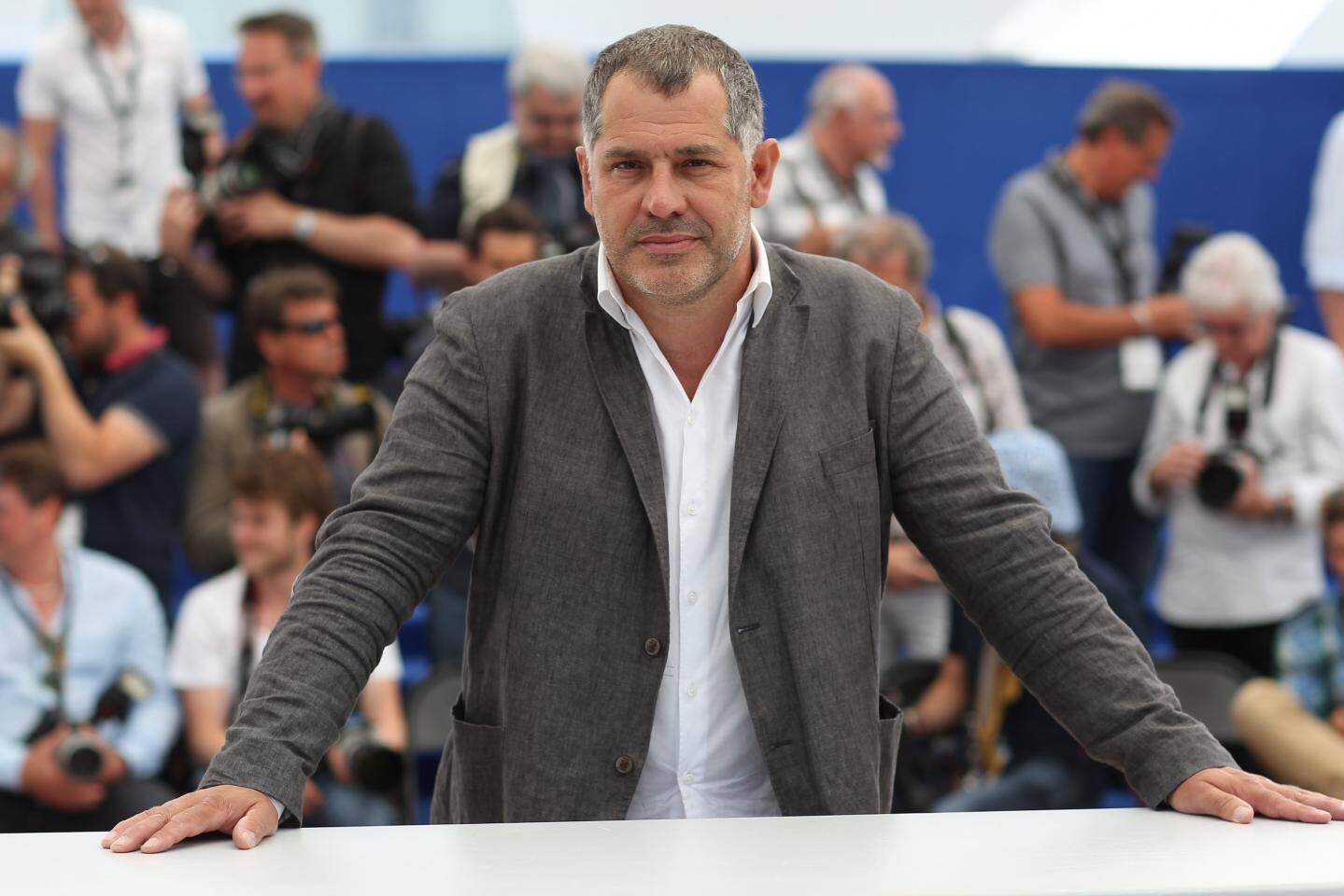 Luc Jacquet en 2015 à Cannes.