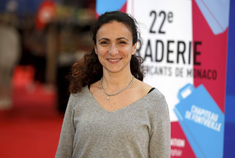 Christelle Béchade, chargée de projet à Davidson Communication et organisatrice de la Grande Braderie des commerçants à Fontvieille.