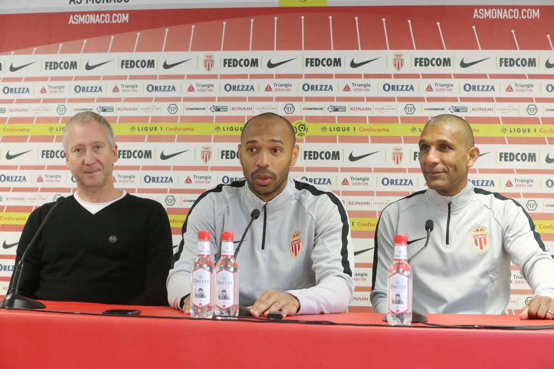 Le vice-président de l'ASM, Vadim Vasilyevc compte sur son tandem pour redresser le club.
