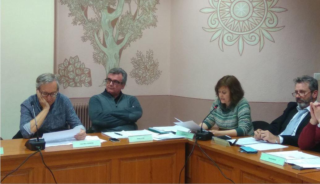 Les quatre opposants, Jean-Marc-Ferrero, Robert Pittin, Kareen Woignier et Christophe Ceragioli ont voté contre l'adoption du PLU définitif.