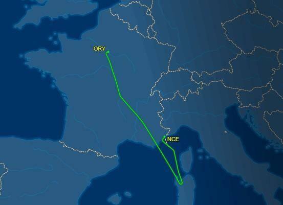 Le suivi précis du Vol Transavia France 4118