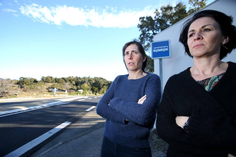 Stéphanie Contet Benezat (à gauche) et Nathalie Dardenne (à droite) sont à l'origine de la pétition.